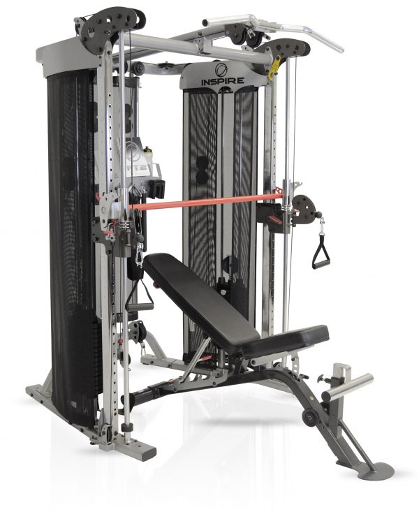 Inspire FT2 Functional Trainer Image_1 with bench