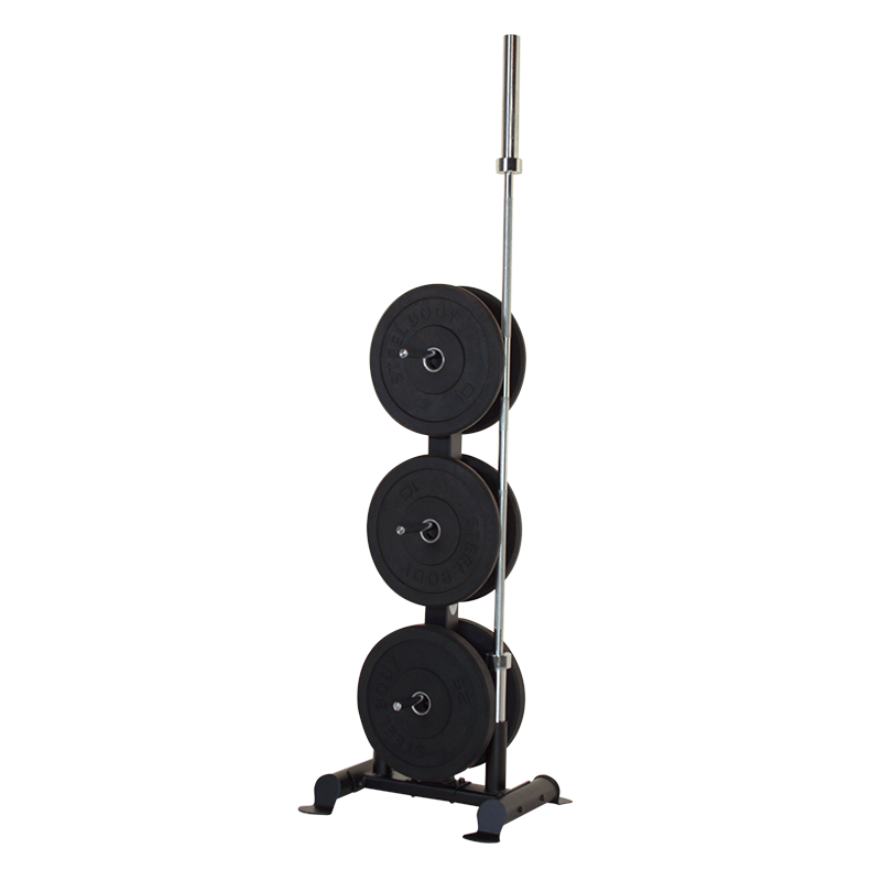 Inspire Bumper Plate Tree PTV2 with weights