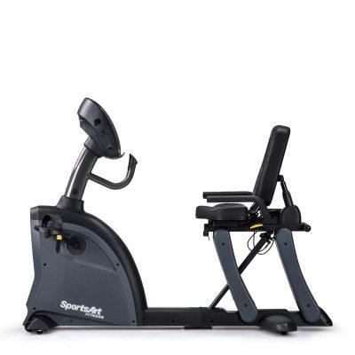 SportsArt C535R Recumbent Cycle image_6