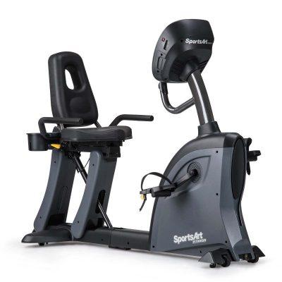 SportsArt C535R Recumbent Cycle image_5