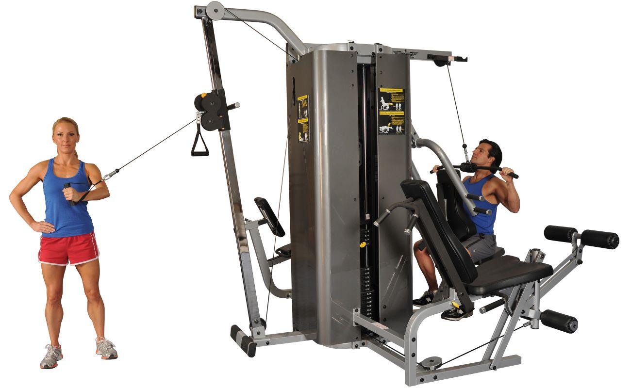 Inflight Vanguard Multi Gym