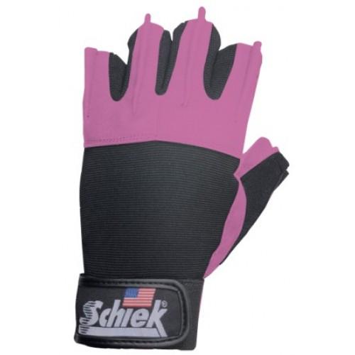 Schiek Platinum Model 520 Women's Lifting Glove pink weightlifting