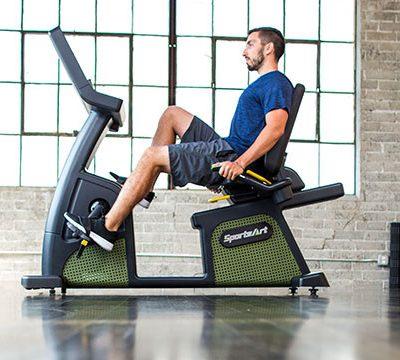 Sports Art G576R Recumbent Cycle image_2