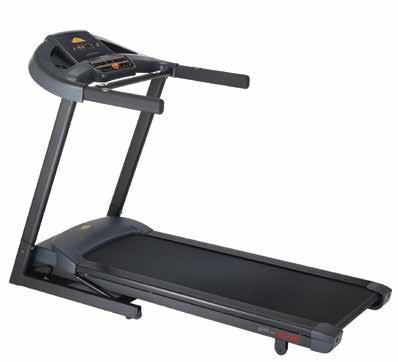 Circle Fitness F-22 Treadmill