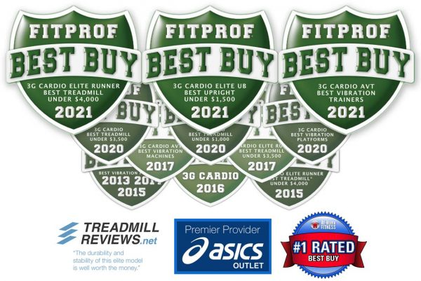 3G Cardio Elite Recumbent Bike Best Buy Awards
